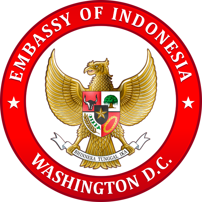 National Symbols Embassy Of The Republic Of Indonesia Washington